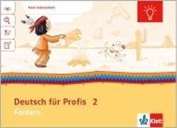 Cover-Bild zu Mein Indianerheft. Deutsch für Profis 2. Fordern. Arbeitsheft 2. Schuljahr