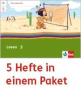 Cover-Bild zu Mein Indianerheft. Lesen. Arbeitsheft Klasse 3 (5-er Paket)