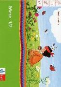 Cover-Bild zu Mein Indianerheft. Wiese. Arbeitsheft Klasse 1/2
