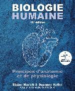 Cover-Bild zu Biologie humaine 12è éd. - Manuel + eText + Multimédia + Anatomie interactive 60 mois von Marieb, Elaine