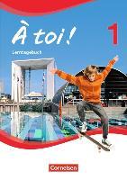 Cover-Bild zu À toi! 1. Lerntagebuch von Herzog, Walpurga
