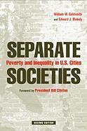 Cover-Bild zu Goldsmith, William W.: Separate Societies
