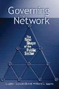 Cover-Bild zu Goldsmith, Stephen: Governing by Network