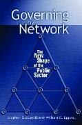 Cover-Bild zu Goldsmith, Stephen: Governing by Network (eBook)