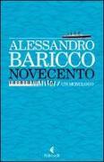 Cover-Bild zu Novecento. Un monologo von Baricco, Alessandro