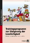 Cover-Bild zu Trainingsprogramm zur S teigerung der Lesefertigkeit von Hohmann, Karin