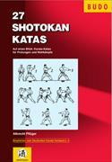 Cover-Bild zu 27 Shotokan Katas von Pflüger, Albrecht