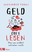 Cover-Bild zu Poraj, Alexander: Geld oder Leben (eBook)