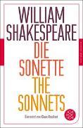 Cover-Bild zu Shakespeare, William: Die Sonette - The Sonnets