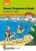 Cover-Bild zu Waas, Ludwig: Present: Progressive & Simple Englisch 5. Klasse
