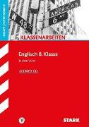 Cover-Bild zu Waas, Ludwig: Klassenarbeiten Haupt-/Mittelschule - Englisch 8. Klasse