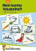 Cover-Bild zu Waas, Ludwig: Mein buntes Vokabelheft Englisch 3./4. Klasse