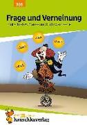Cover-Bild zu Waas, Ludwig: Englisch - Frage und Verneinung. Englisch ab 6. Klasse und für Erwachsene