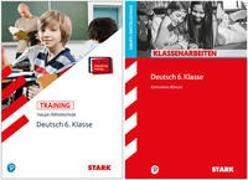 Cover-Bild zu Paeslack, Martin: STARK Deutsch 6. Klasse Hauptschule - Klassenarbeiten + Training