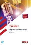 Cover-Bild zu Waas, Ludwig: STARK Training - Englisch Hörverstehen Niveau A2
