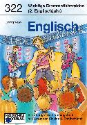 Cover-Bild zu Waas, Ludwig: Wichtige Grammatikbereiche. Englisch 6. Klasse (eBook)