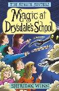 Cover-Bild zu The Sprite Sisters: Magic at Drysdale's School (Vol 7) von Winn, Sheridan