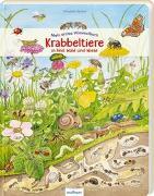 Cover-Bild zu Henkel, Christine (Illustr.): Mein erstes Wimmelbuch: Krabbeltiere in Feld, Wald und Wiese