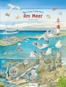 Cover-Bild zu Henkel, Christine (Illustr.): Mein erstes Wimmelbuch: Mein erstes Wimmelbuch - Am Meer