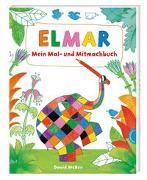 Cover-Bild zu McKee, David: Elmar: Mein Mal- und Mitmachbuch