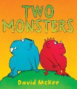 Cover-Bild zu McKee, David: Two Monsters