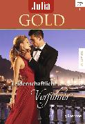 Cover-Bild zu Brooks, Helen: Julia Gold Band 70 (eBook)