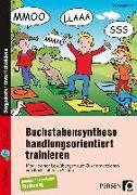 Cover-Bild zu Buchstabensynthese handlungsorientiert trainieren von Stadelmeier, Janet