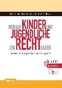 Cover-Bild zu Krappmann, Lothar (Hrsg.): Worauf Kinder und Jugendliche ein Recht haben (eBook)