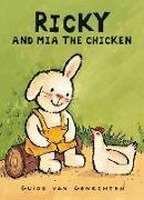 Cover-Bild zu Genechten, Guido Van: Ricky and MIA the Chicken