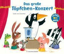 Cover-Bild zu van Genechten, Guido: Das große Töpfchen-Konzert