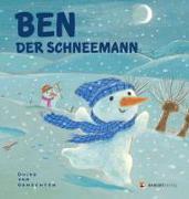 Cover-Bild zu Genechten, Guido van: Ben der Schneemann