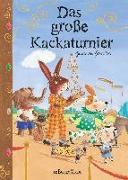 Cover-Bild zu Genechten, Guido Van (Illustr.): Das große Kackaturnier