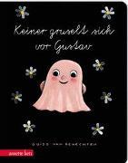 Cover-Bild zu van Genechten, Guido: Keiner gruselt sich vor Gustav - Ein buntes Pappbilderbuch über das So-sein-wie-man-ist