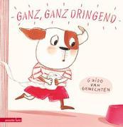 Cover-Bild zu van Genechten, Guido: Ganz, ganz dringend