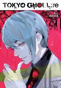 Cover-Bild zu Sui Ishida: Tokyo Ghoul: re, Vol. 4