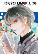 Cover-Bild zu Sui Ishida: Tokyo Ghoul: re, Vol. 1