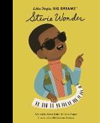 Cover-Bild zu Sanchez Vegara, Maria Isabel: Stevie Wonder (eBook)