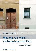 Cover-Bild zu Genz, Martin (Bearb.): Wer, wo, wie viele? - Bevölkerung in Deutschland 2025 (eBook)