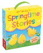 Cover-Bild zu My Little Box of Springtime Stories von Sykes, Julie