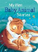 Cover-Bild zu My First Baby Animal Stories von Cain, Sheridan