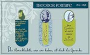 Cover-Bild zu libri_x Magnetlesezeichen Theodor Fontane