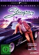 Cover-Bild zu Nick Mancuso (Schausp.): Stingray - Season 1