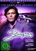 Cover-Bild zu Nick Mancuso (Schausp.): Stingray - Season 2
