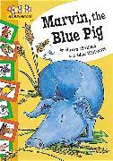 Cover-Bild zu Wallace, Karen: Marvin, The Blue Pig