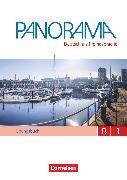 Cover-Bild zu Panorama, Deutsch als Fremdsprache, B1: Gesamtband, Übungsbuch DaF, Mit PagePlayer-App inkl. Audios von Bajerski, Nadja
