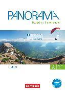 Cover-Bild zu Panorama, Deutsch als Fremdsprache, A1: Teilband 1, Kursbuch, Mit PagePlayer-App inkl. Audios, Videos und Übungen von Finster, Andrea