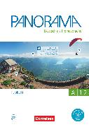 Cover-Bild zu Panorama, Deutsch als Fremdsprache, A1: Teilband 2, Kursbuch, Mit PagePlayer-App inkl. Audios, Videos und Übungen von Finster, Andrea
