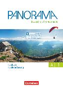 Cover-Bild zu Panorama, Deutsch als Fremdsprache, A1: Gesamtband, Kursbuch - Kursleiterfassung von Falch, Bernhard