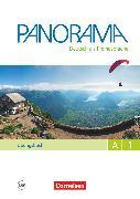 Cover-Bild zu Panorama, Deutsch als Fremdsprache, A1: Gesamtband, Übungsbuch DaF mit Audios online von Finster, Andrea