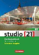 Cover-Bild zu Studio [21], Schweiz, B1, Kurs- und Übungsbuch mit Lösungs-Download von Christiany, Carla